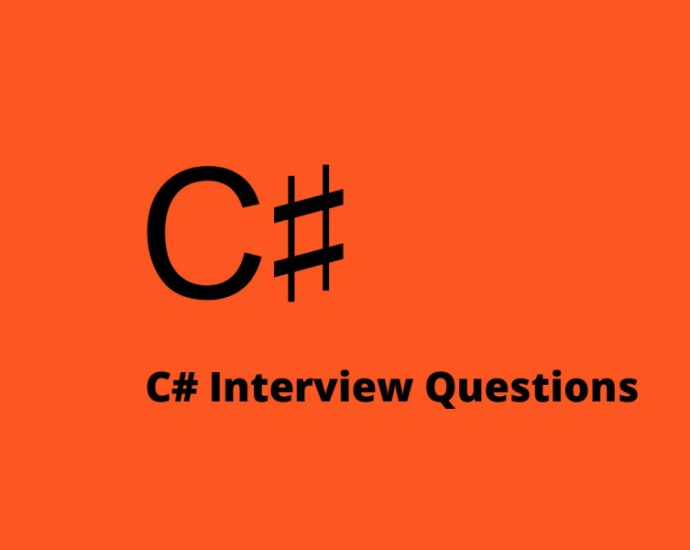c sharp Interview Questions
