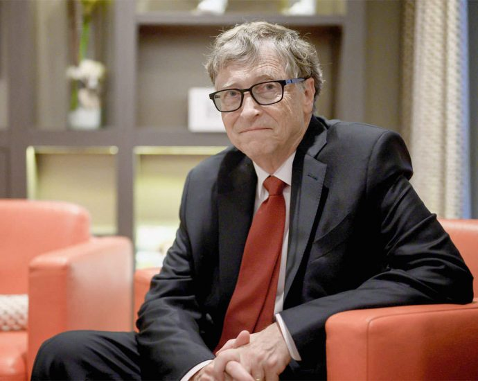 A hard and smart working Bill Gates
